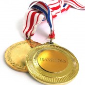 And the gold goes to .... transitions!
